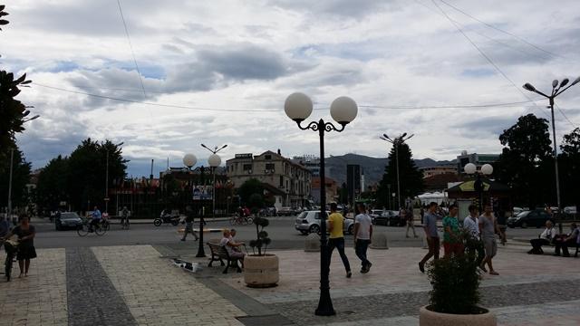 Setaliste grada Skadra
